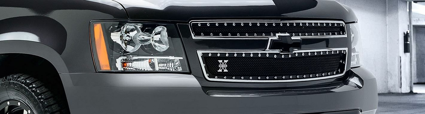 Chevy Suburban Grills