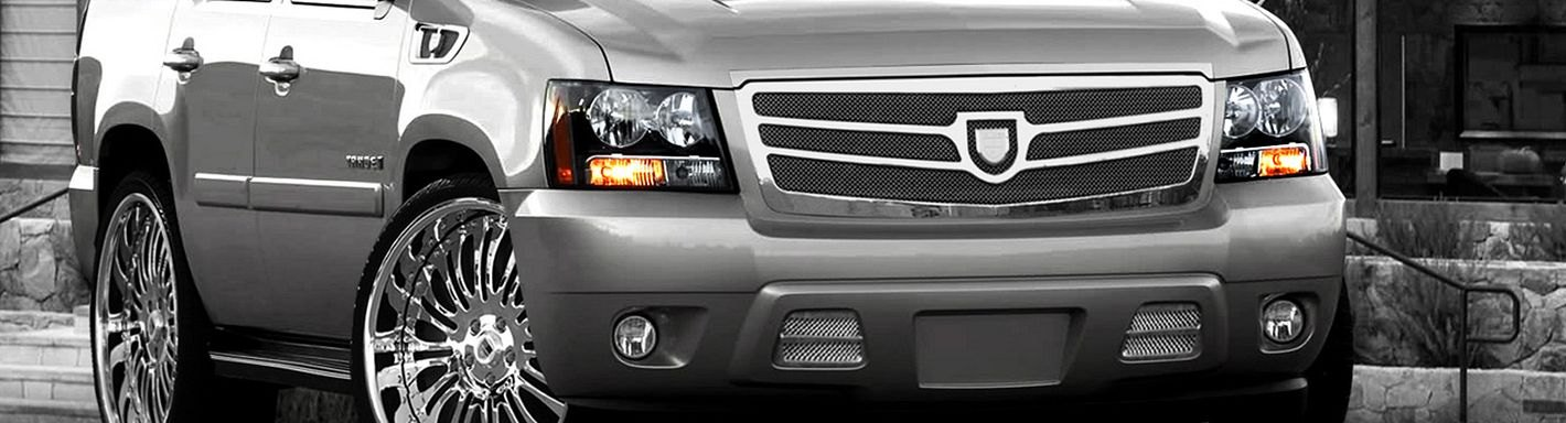 Chevy Tahoe Grills