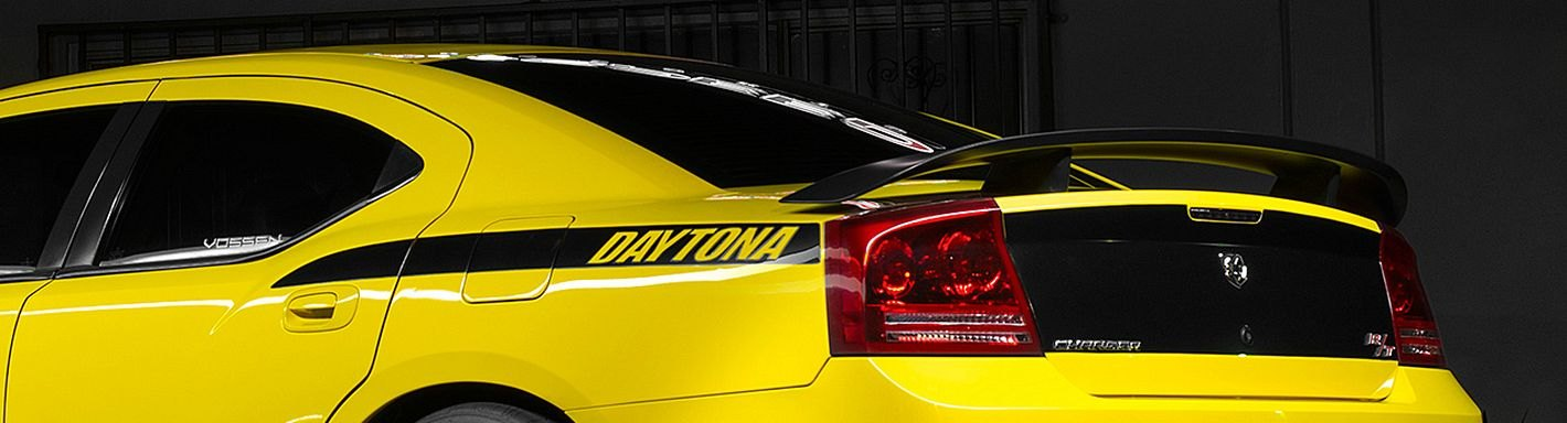 Dodge Charger Spoilers - 2006