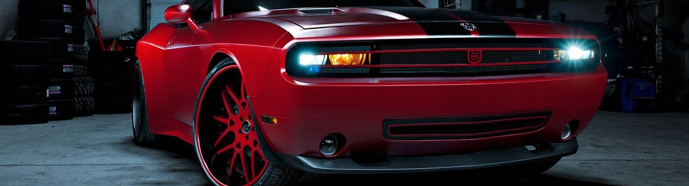 Dodge Challenger Body Kits - 2013