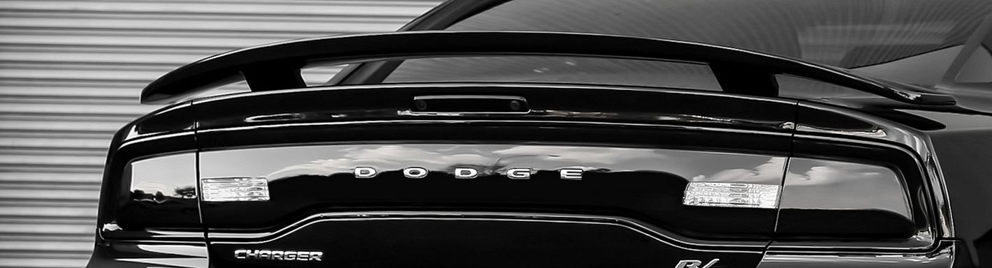 Dodge Charger Spoilers - 2011