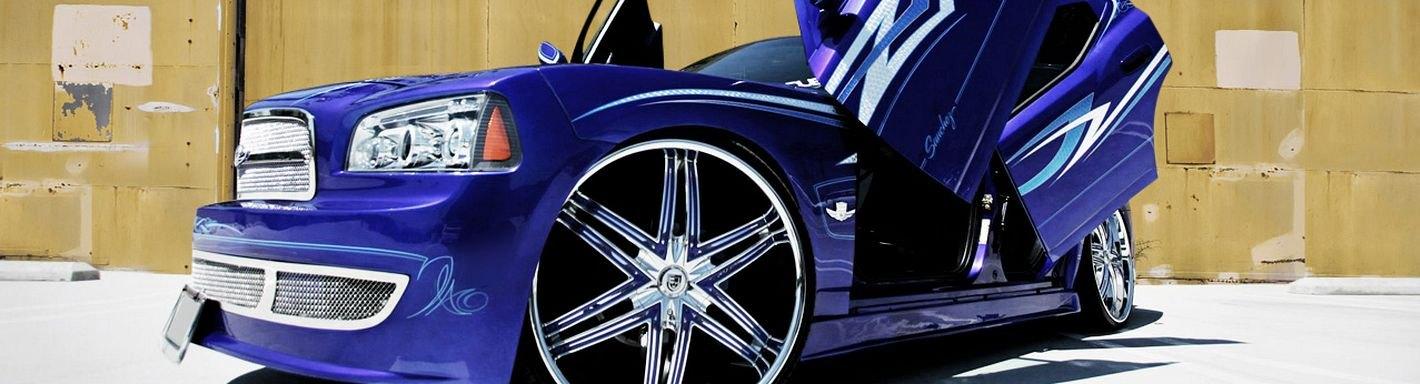 Dodge Charger Lambo Doors & Dodge Charger Lambo Doors | Vertical Doors Conversion Kits \u2013 CARiD.com