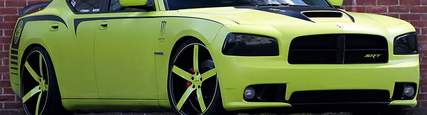 Dodge Charger Custom Headlight Tail Light Covers Carid Com