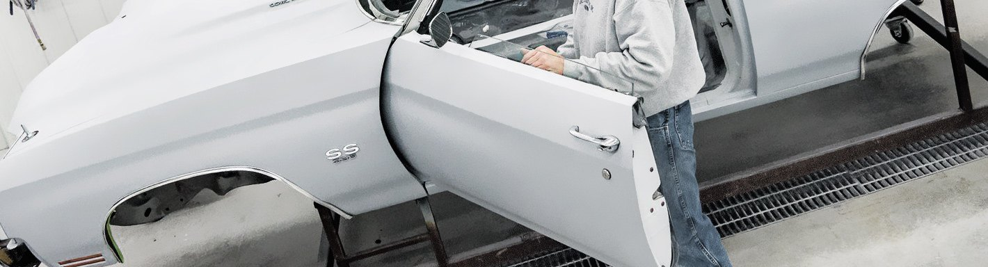 Buick Roadmaster Doors