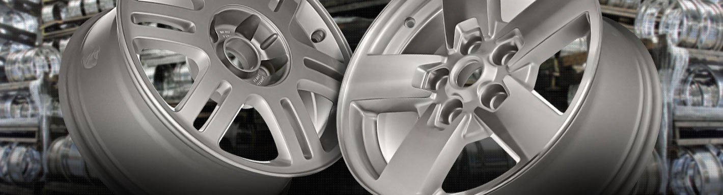Mazda 6 Factory Wheels