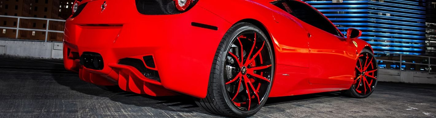 Ferrari 458 Wheels