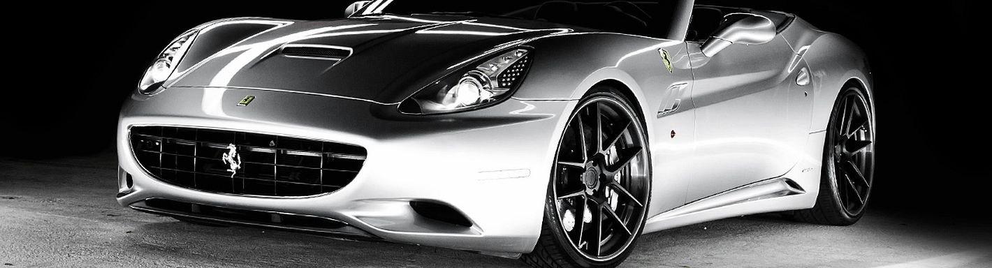 Ferrari California Wheels