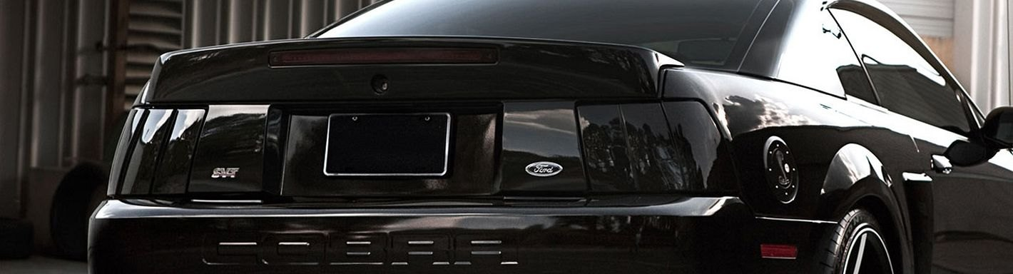 Ford Mustang Light Covers - 2001