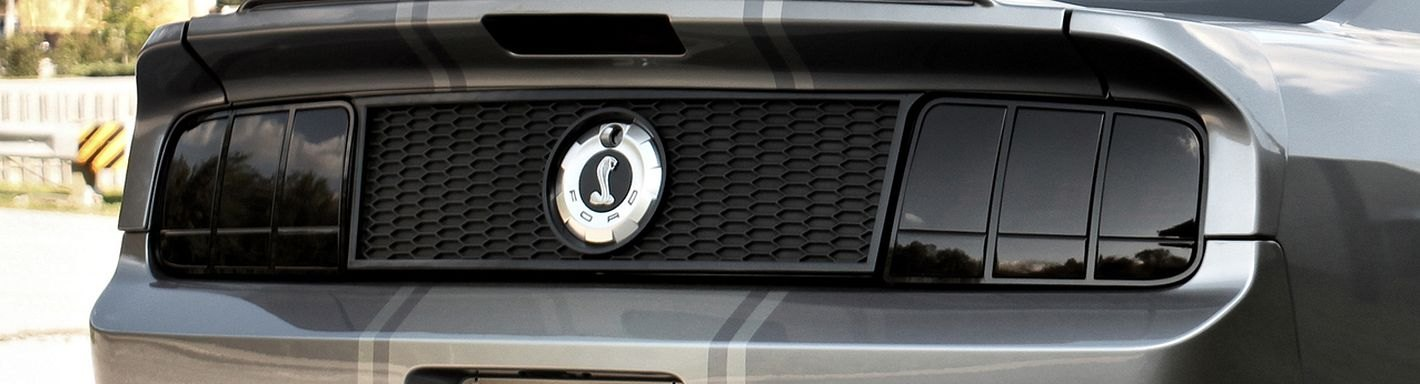 Ford Mustang Light Covers - 2007