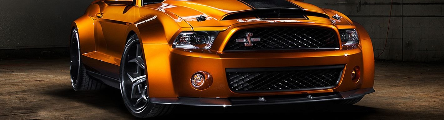 Ford Mustang Body Kits - 2010