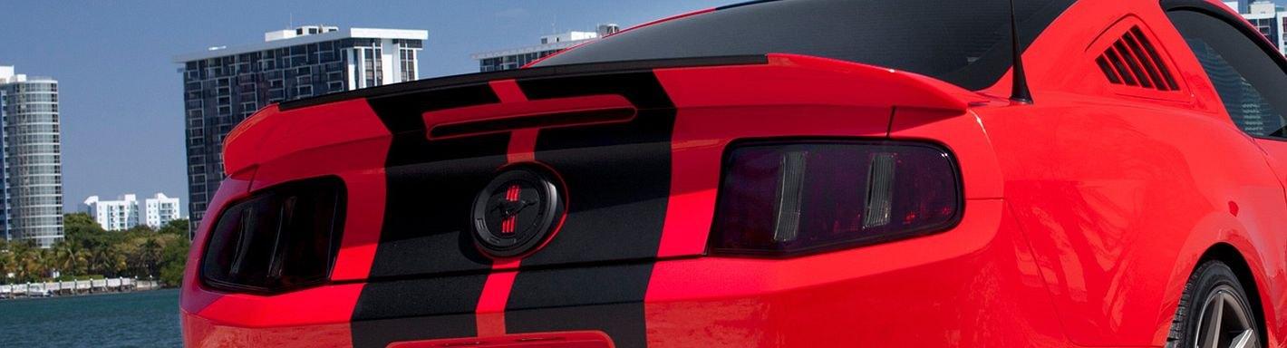 Custom 2014 Ford Mustang gt Ford Mustang Spoilers 2014