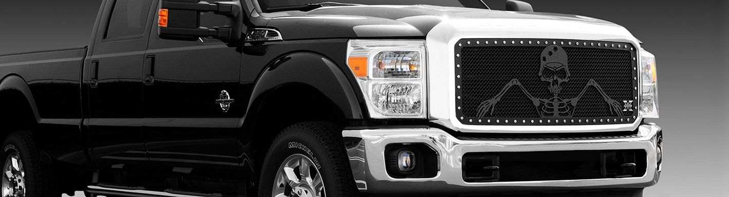 Ford F Grille