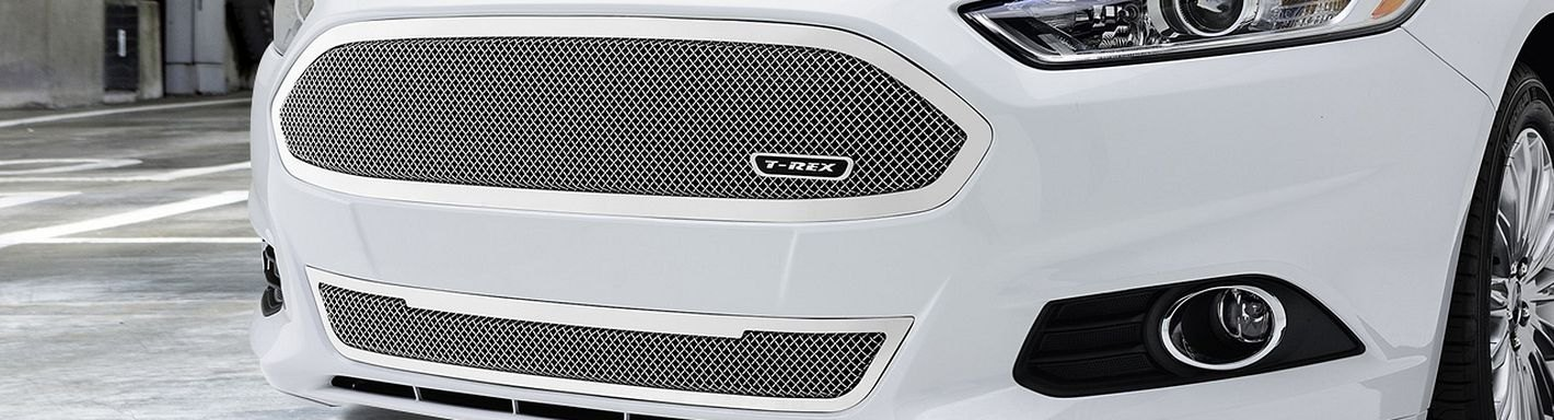 Ford Fusion Custom Grilles - 2013