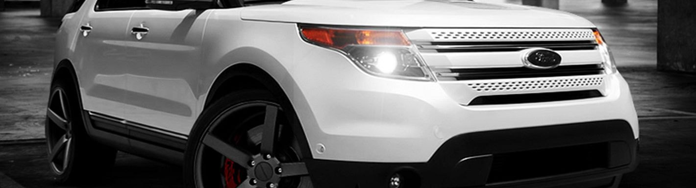 2013 Ford Explorer Accessories Parts At