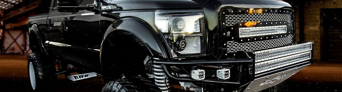 Ford F-250 Off-Road Lights