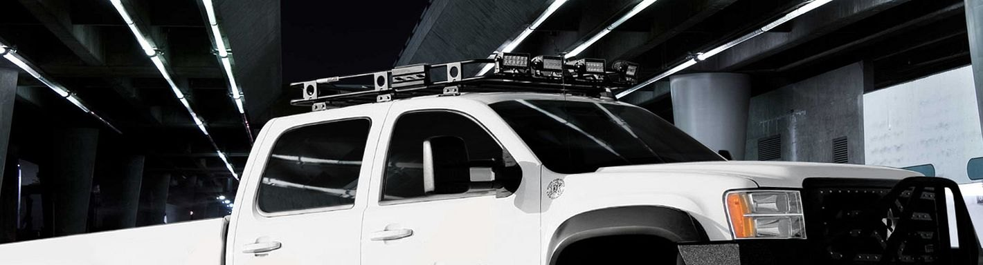 GMC Roof Racks