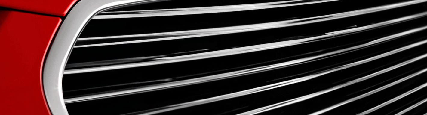 Ford Explorer Custom Grilles - 2003