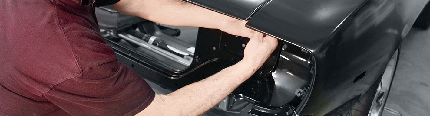 Oldsmobile Cutlass Header Panels