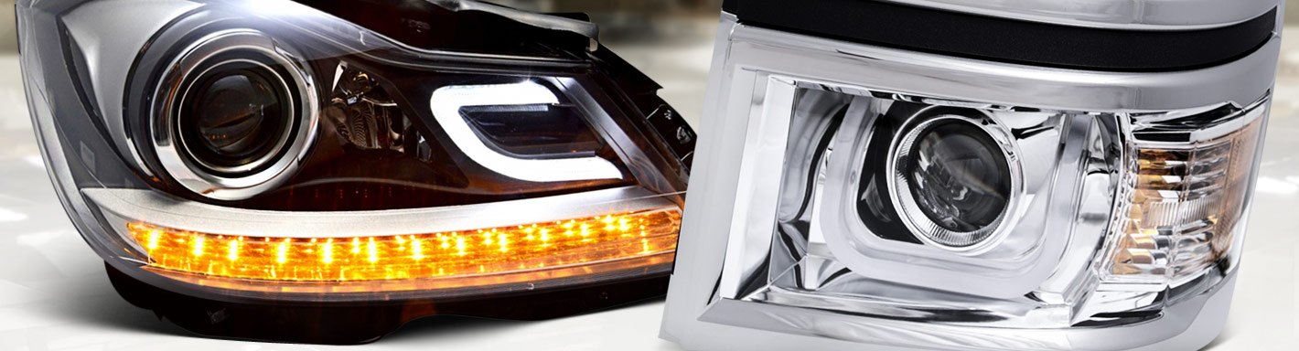 Honda Accord Headlights - 1997