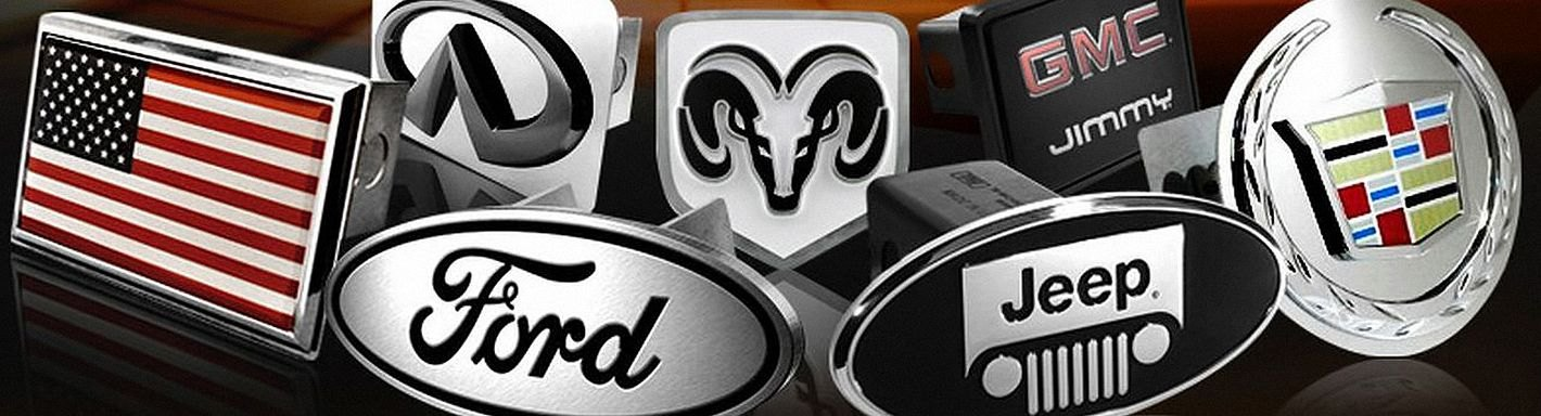Dodge Ram Hitch Covers - 1986