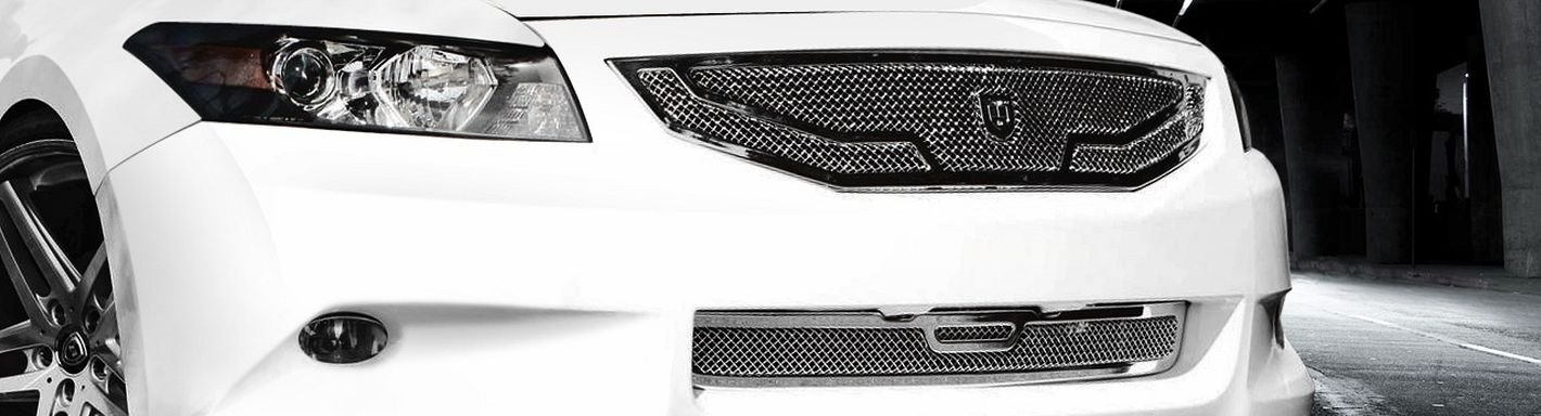 Honda Accord Custom Grilles - 2008