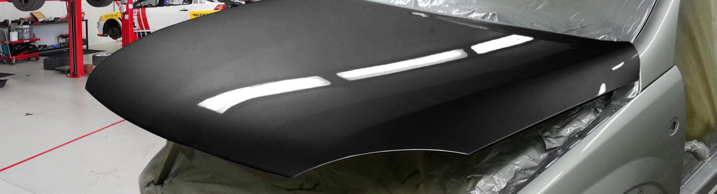 Kia Optima Auto Body Hoods - 2011