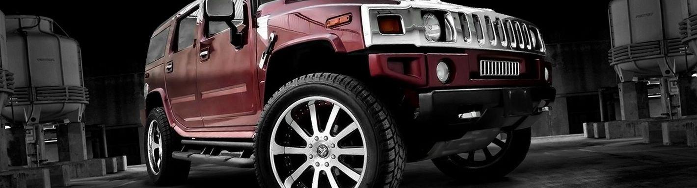 Hummer H2 Wheels