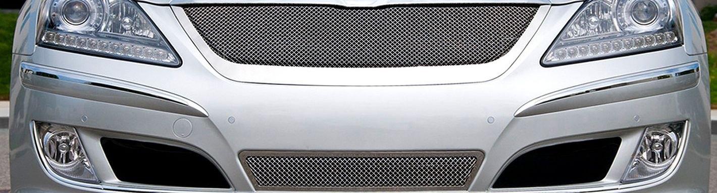 Hyundai Equus Grille