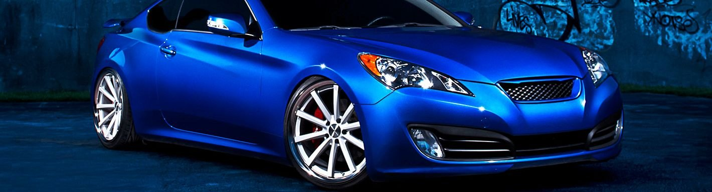 Pictures Of Genesis Coupe Aftermarket Parts
