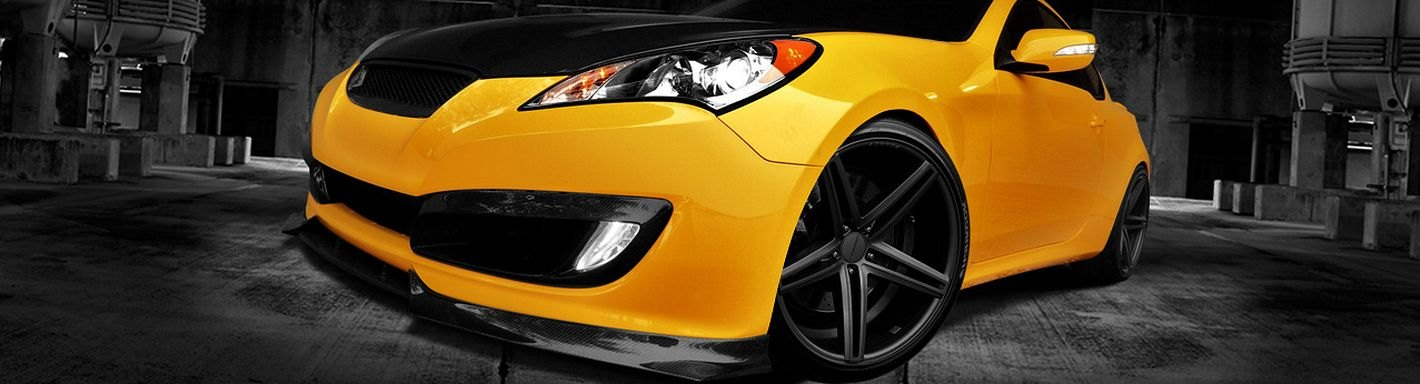 Hyundai Genesis Coupe Body Kits - 2010