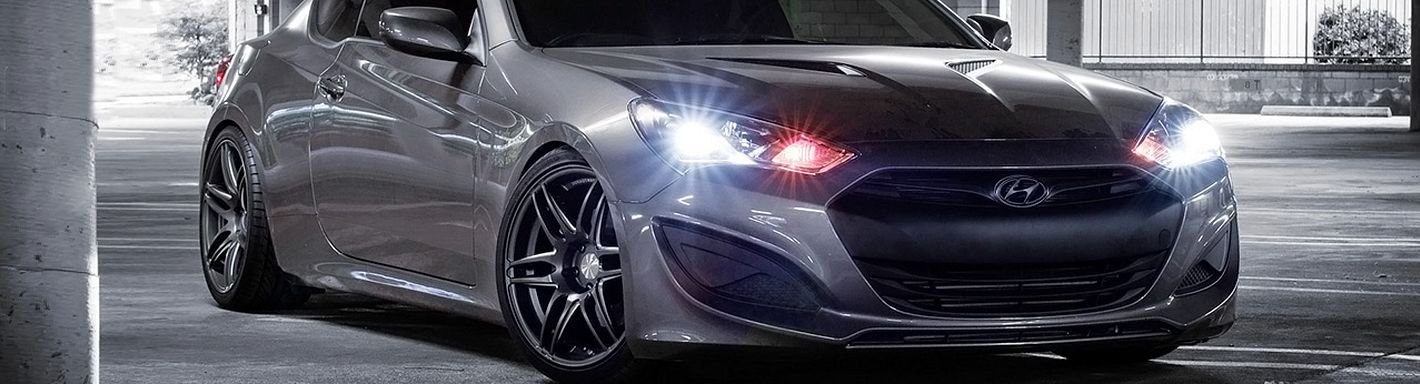 Hyundai Genesis Coupe Body Kits - 2013