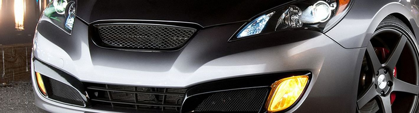 Hyundai Genesis Coupe Headlights - 2012
