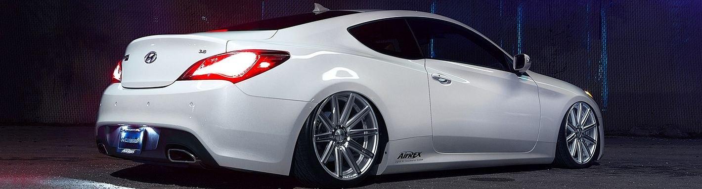 Hyundai Genesis Coupe Wheels