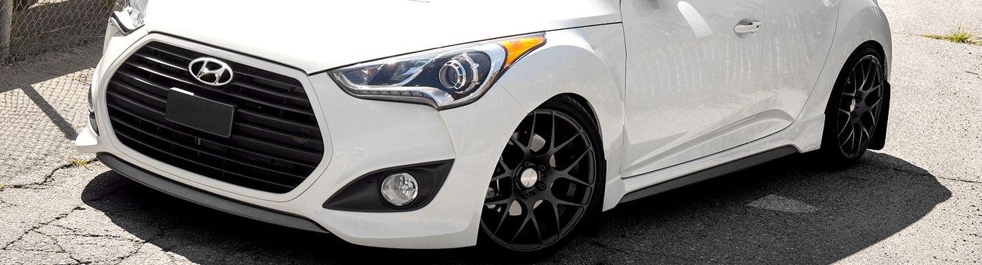 Hyundai Veloster Wheels