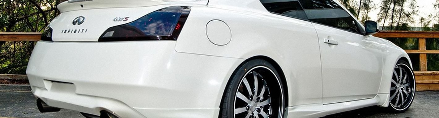 Infiniti G37 Light Covers