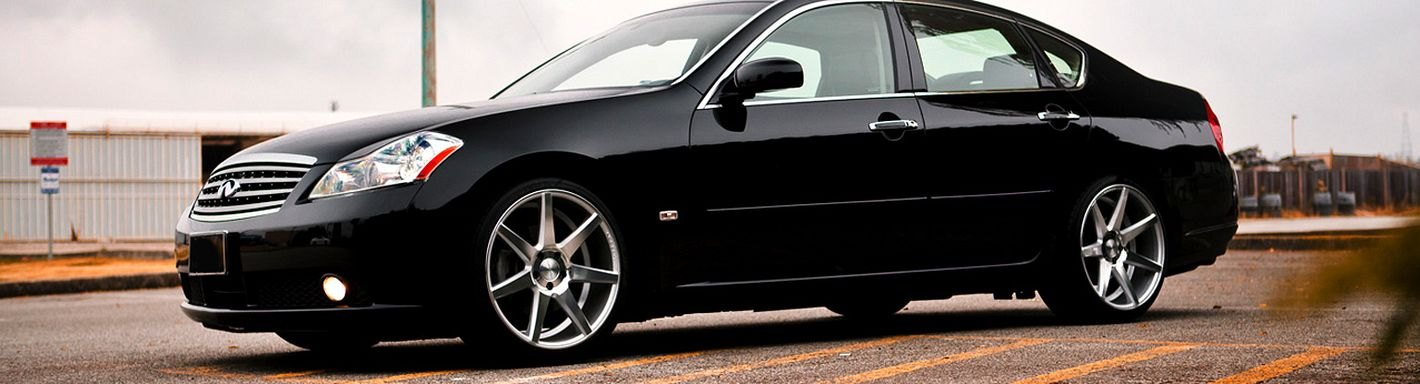 Infiniti M35 Wheels