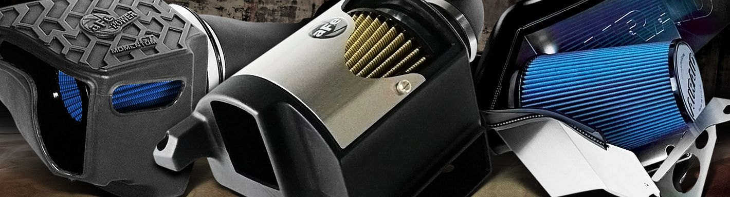 Jeep Performance Air Intake Systems