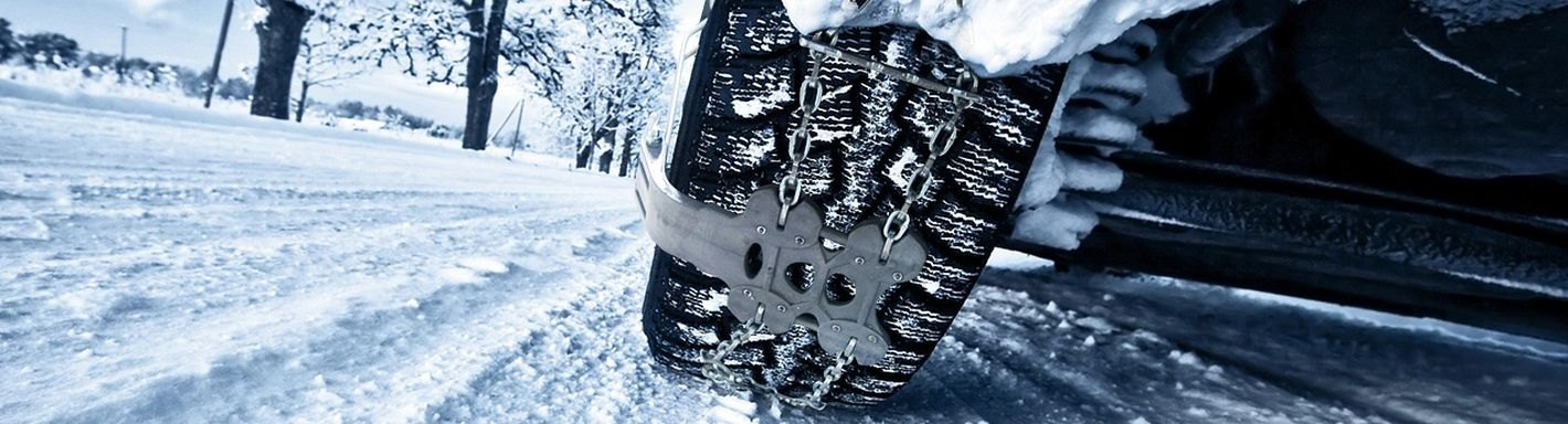 Jeep Tire Chains