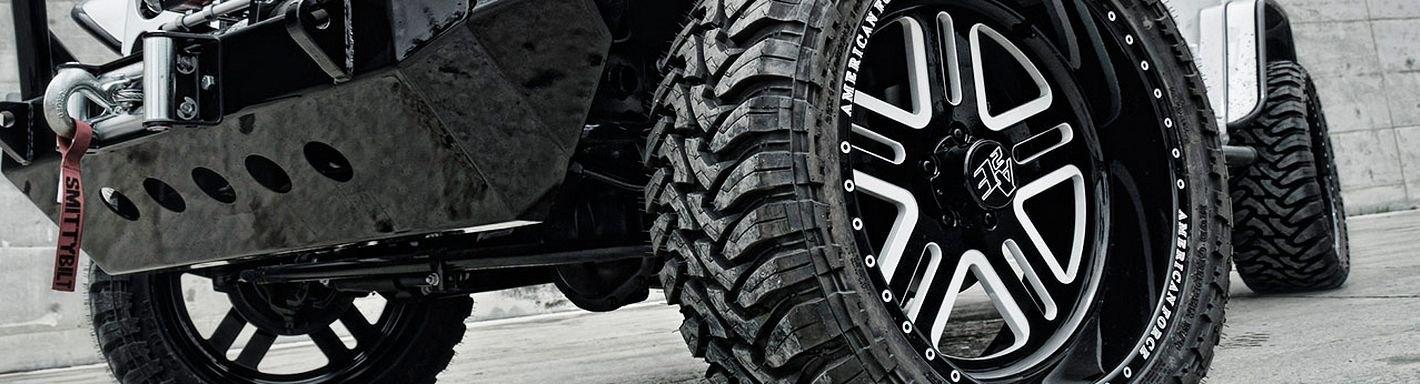 Jeep Wrangler Wheels