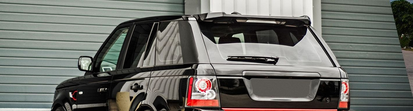 Land Rover Range Rover Spoilers - 2011