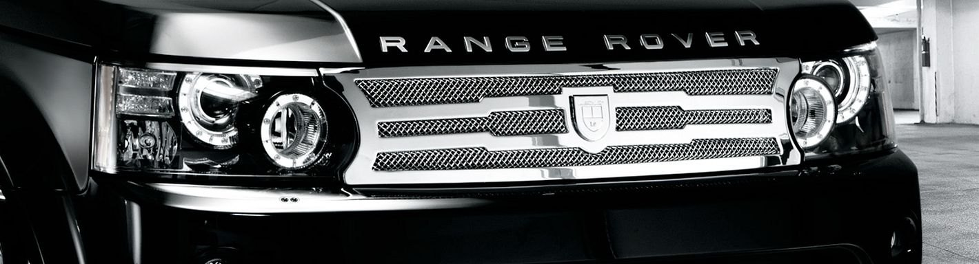 Land Rover Range Rover Custom Grilles - 2010
