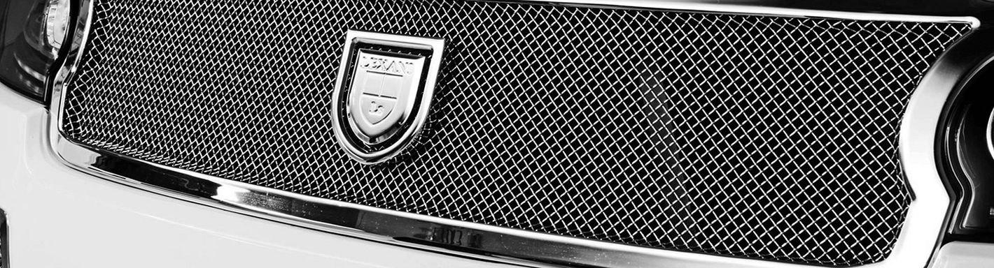 Land Rover Range Rover Custom Grilles Billet Mesh Cnc