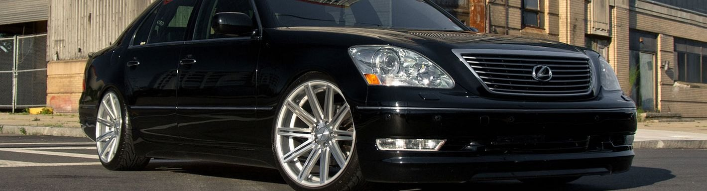 2004 Lexus LS Accessories & Parts