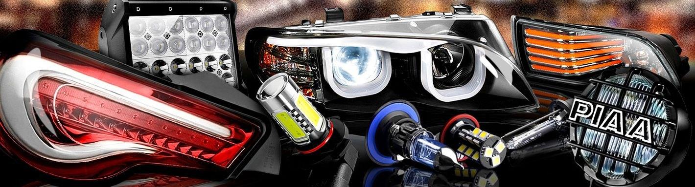 Chevy S-Series Lighting - 1987