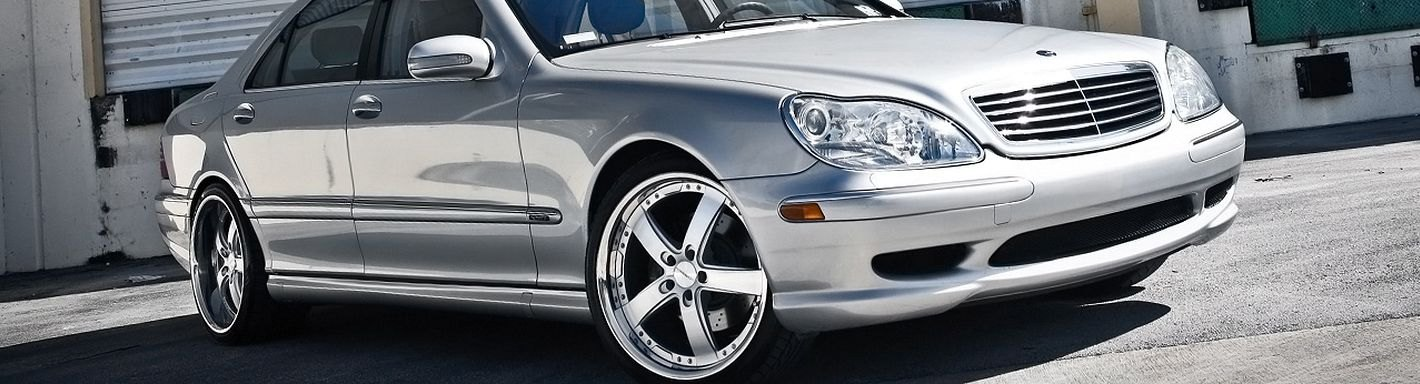 2000 Mercedes S Class Accessories & Parts