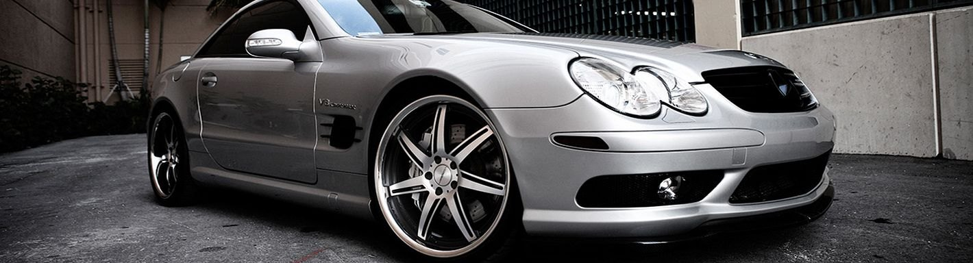 2003 Mercedes SL Class Accessories & Parts
