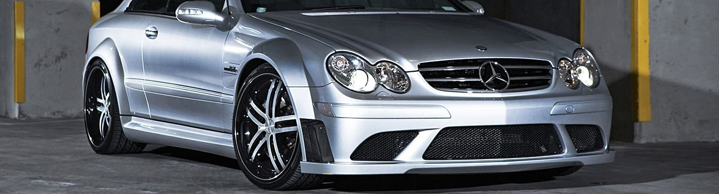 2009 Mercedes CLK Class Accessories & Parts