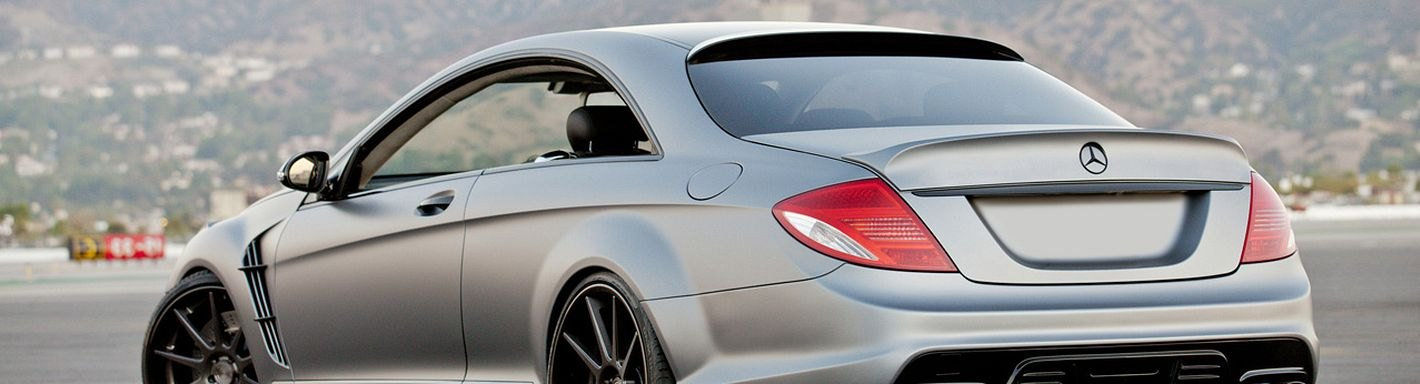 Mercedes CL Class Spoilers
