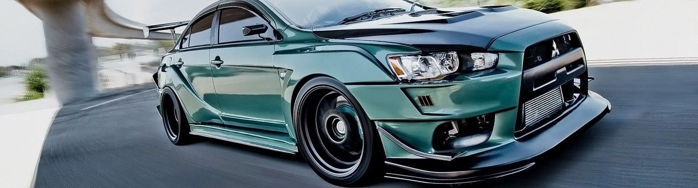 Mitsubishi Lancer Body Kits