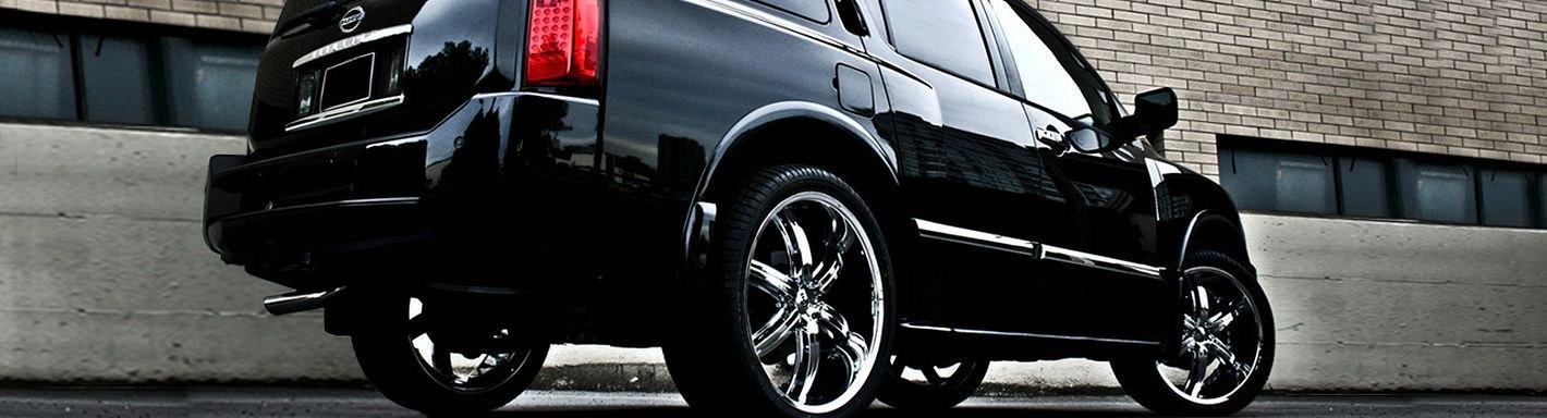 Nissan Armada Rims Amp Custom Wheels Carid Com